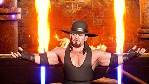 WWE 2K Games Battlegrounds - Nintendo Switch Standard Edition