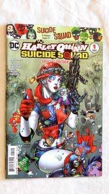 Harley Quinn and the Suicide Squad Special Edition #1