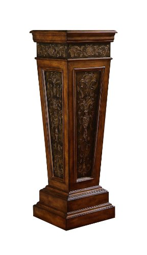 Table Accent Column (Pulaski Pedestal Table)