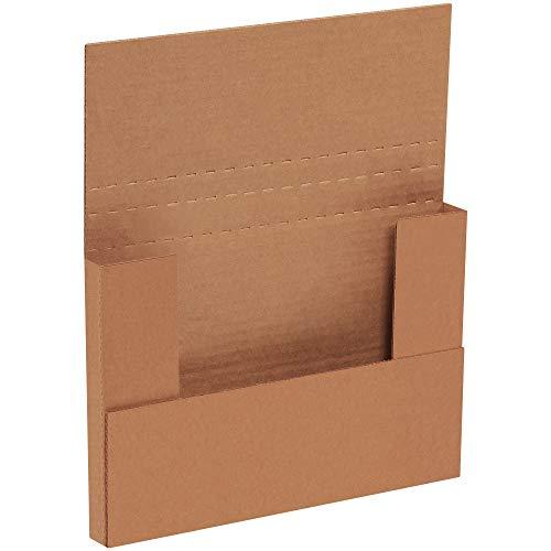 (Aviditi M961K Corrugated Easy-Fold Mailer, 9-5/8