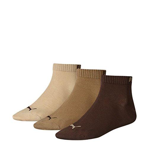 Uomo Sneaker Chocolate Calza 717 Puma Invisible 3p WqxHTfIt