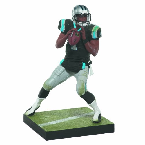 McFarlane Toys NFL Series 31: Cam Newton 2 Action Figure