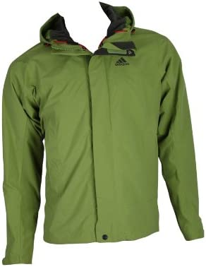 Adidas Hiking CPR Outdoorjacke Softshelljacke Jacke grün