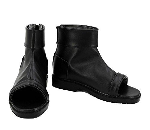 (NARUTO Anime Ninja Cosplay Shoes Boots Custom Made)