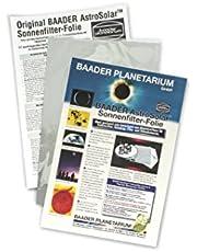 Baader Planetarium AstroSolar zonnefilter, OD 5.0, 200x290mm
