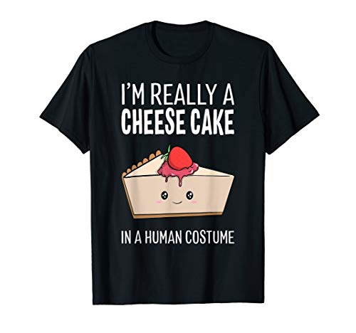Halloween Cheesecake Ideas (I'm Really A Cheesecake In A Human Costume Halloween Funny)