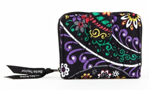 quilted-purse-handbag-wallet-black-green-purple-yellow-red-and-white
