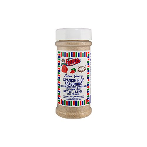 Bolner's Fiesta Seasoning Spanish Rice Seasoning, 4.5 (Fiesta Rice)