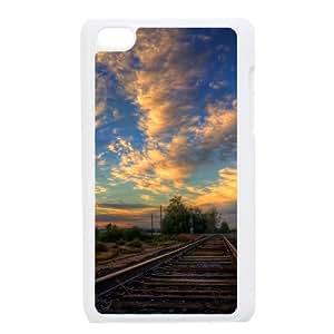 Ecaseshop Ipod Touch 4 Phone Case Beautiful scenery,Customized Case XB219606
