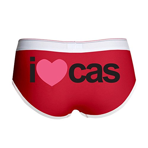 3f17e5dfe59e CafePress - I Love Cas (Pink Heart) Women's Boy Brief - Women's Boy Brief