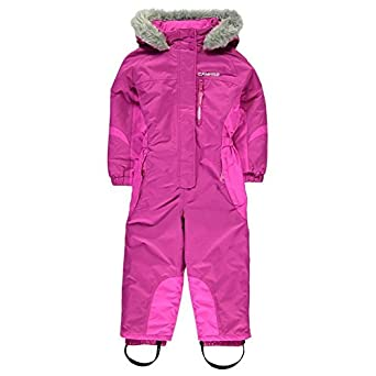 743280eb3 Campri Kids Ski Suit Unisex Infant Zip All In One Snow Winter Sports ...