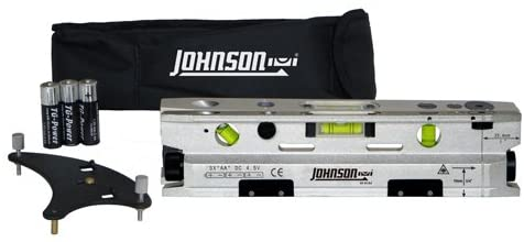 Johnson Level & Tool Three-Beam Laser Torpedo Level