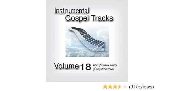 I Love to Praise Him (Medium Key) [Originally Performed by Donnie  McClurkin] [Instrumental Track]