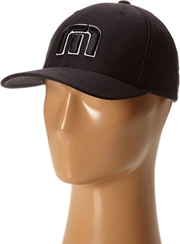 TravisMathew Men's B-Bahamas Hat, Black Large/X-Large