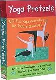 img - for Yoga Pretzels( 50 Fun Yoga Activities for Kids & Grownups)[CD-YOGA PRETZELS-50PK][Loose Leaf] book / textbook / text book