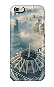 1167631K98018904 Faddish Phone City Of Dream Background Case For Iphone 6 Plus / Perfect Case Cover