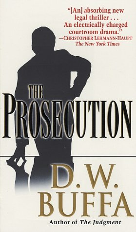 book cover of The Prosecution