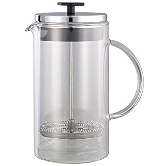 Amazon.com: Servicio Ideas t899sr doble pared Prensa de Café ...