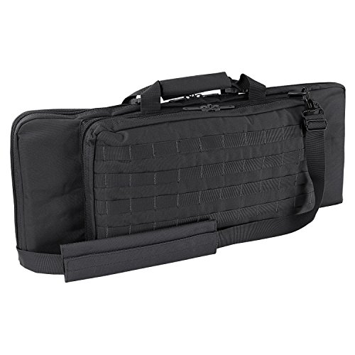 Condor Rifle Case (Black, 28 x 12 x 3-Inch)