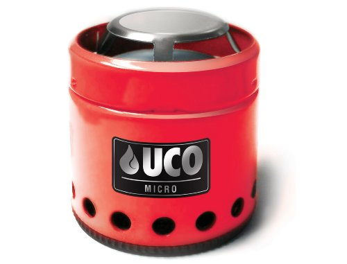 UCO Micro Lantern (Red), Outdoor Stuffs