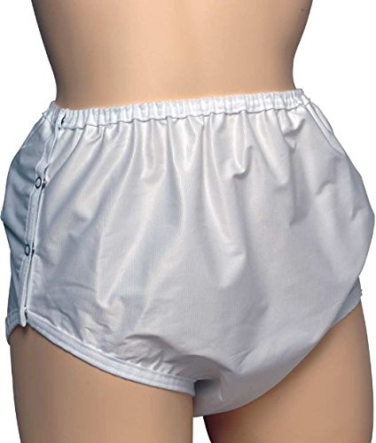 Sani-Pant Snap-On Waterproof Cover-Up Underpants - Pants Soaker