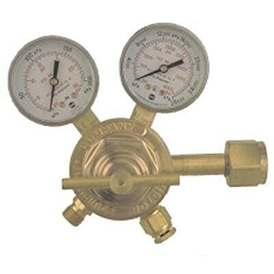 (Victor SR 250 Series Single Stage Medium Duty Regulators - sr250c-540 regulatorseries med duty reg by Victor)