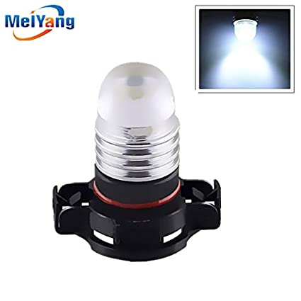 3w Fog Bulbs H16 White High Drl 5201 Psx24w Led Power 5202 Car WDH2E9I