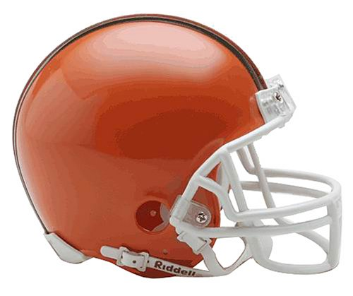 NFL Cleveland Browns Replica Mini Football ()