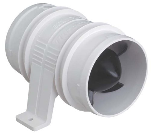 Attwood 1733-4 Blower H20 Resist (White, 3-Inch) -