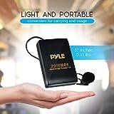 Pyle-Pro PDWM96 Lavalier Wireless Microphone System