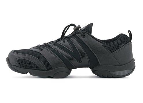 Zapatilla-Sneaker de baile con suela partida y cámara de aire muy fina. Super