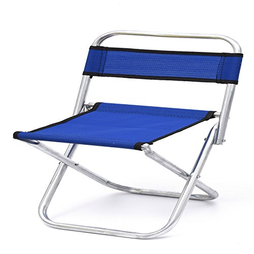 Preeyawadee Folding Portable Travel Chair Outdoor Camping Fishing Hiking Safety & Survival