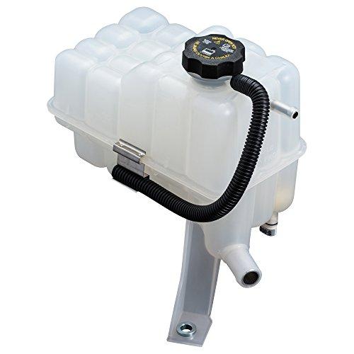 Coolant Tank Reservoir w/ Cap & sensor for Silverado Sierra Tahoe fits - Tank Radiator Coolant