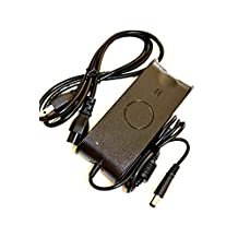 Ac Adapter Laptop Charger for DELL XPS 14z X14z-2308ELS; 15 L502x 15L X15L-2857ELS DELL XPS 14 (L421X),Dell XPS 15 (L521X) Ultrabook Laptop Notebook Battery Power Supply Cord Plug