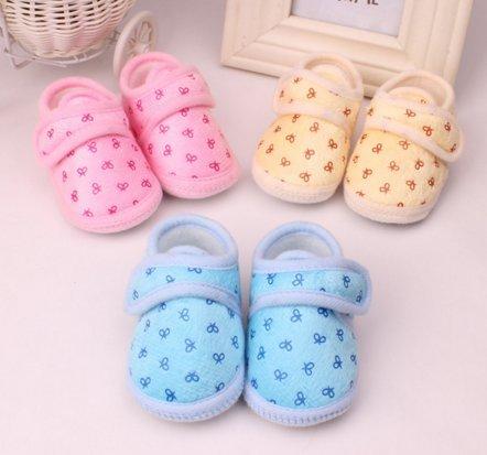 Ohmais Kinder Baby Jungen Baby Mädchen Baby Kleinkind Schuh weich Pink