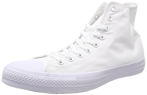 Converse Ct Taylor Chuck Canvas Adulte Sp Blanc Hi As Fitness white Mixte 137 Chaussures De Monochrome rEArw5q