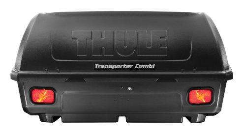 - Thule Transporter Combi Hitch-Mount Cargo Box