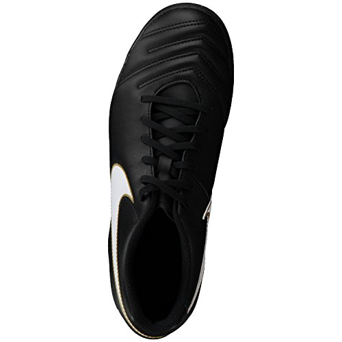De Rio Chaussures Iii Homme Foot Nike Tf Tiempo Black qwZqCp