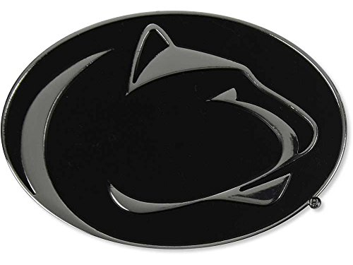 Penn State Nittany Lions Chrome Metal Auto Emblem