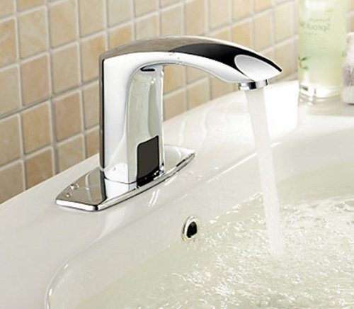 Touch Free Automatic Sensor Faucets