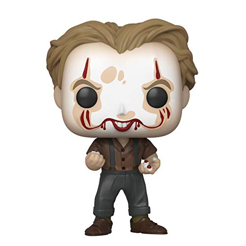 Funko- Pop Movies IT 2-Pennywise Meltdown Chapter 2 Balloon 13 Collectible Toy, Multicolor (45658)