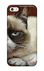 Durable Grumpy Cat Back Case/cover For Iphone 5/5s