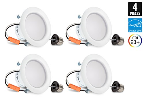 Outdoor Led Recessed Lighting Kit - 4