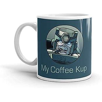 Amazon.com: Mafalda, Coffee Mug 11 Oz White Ceramic: Kitchen ...