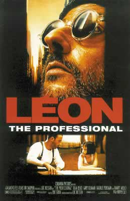 Image result for leon the professional poster