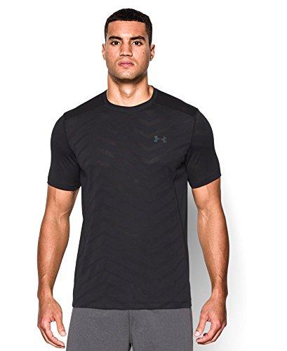Under Armour Men's UA Raid Exo T-Shirt Small Black