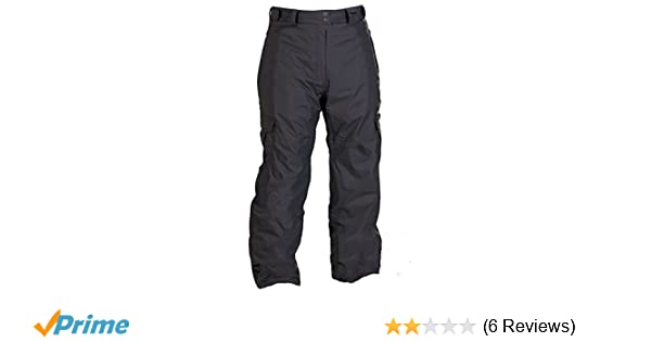 Pulse GXT Elite Men/'s Insulated Waterproof Winter Cargo Snow Ski Snowboard Pants
