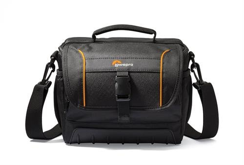 Lowepro Adventura SH 160 II - A Protective and Compact DSLR Shoulder Bag (Bag Camera Lowepro)