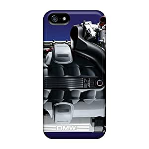 For Iphone Protective Cases, High Quality Case For Iphone 6 4.7 Inch Cover Red Bmw M3 Exhausts Skin Black Friday