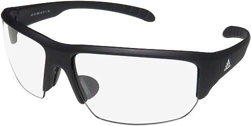 adidas Unisex-Adult Whipstart a423 6062 Non-Polarized Iridium Rectangular Sunglasses